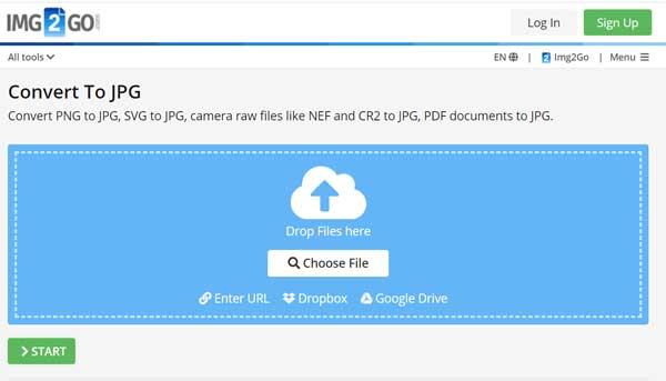 تبدیل اسکرین شات به JPG به صورت آنلاین