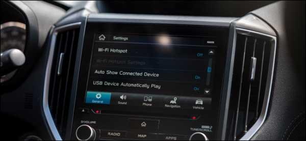 CarPlay را از وسیله نقلیه خود غیرفعال کنید