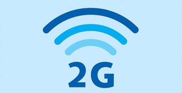 اینترنت 2 جی یا 2G