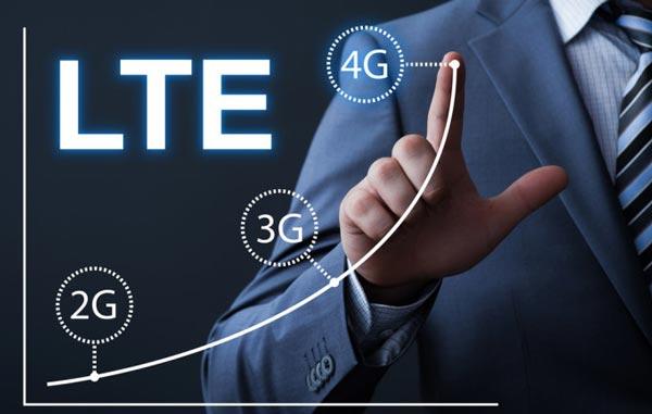 اینترنت 4 جی یا 4G (و LTE)