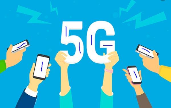 اینترنت 5 جی یا 5G