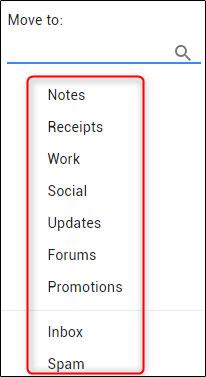 بازیابی ایمیل های حذف شده در جیمیل