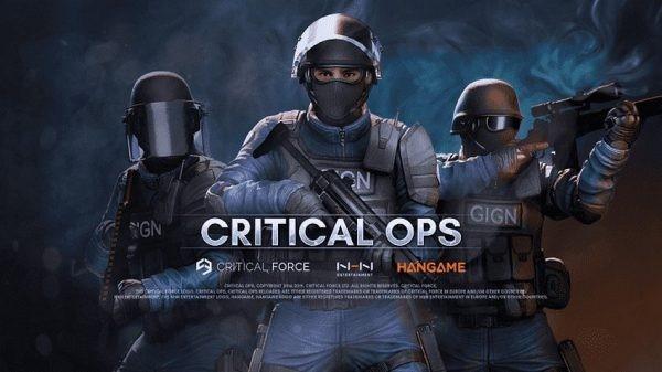2-آشنایی با بازی Critical Ops