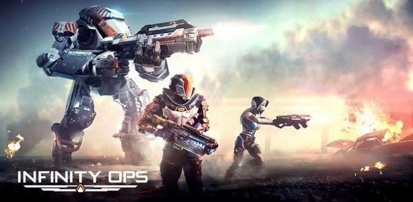 5-بازی محبوب و پرطرفدار Infinity Ops