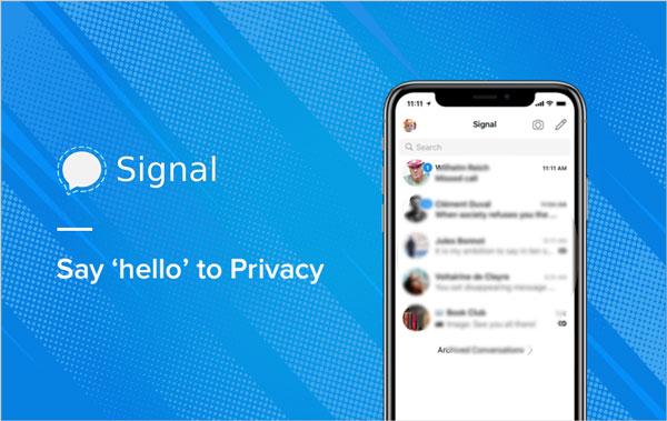 پیام رسان سیگنال چیست؟ (Signal)