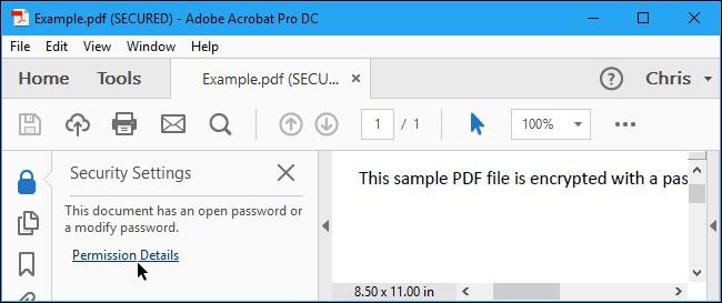 نحوه حذف رمز عبور از یک فایل PDF