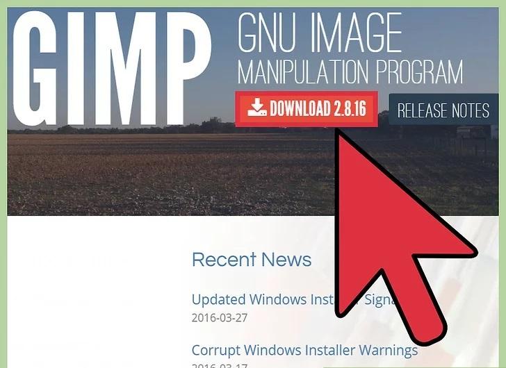 با استفاده از Gimp در رایانه شخصی ، Mac یا Linux تغییر فرمت تصویر را بیاموزید