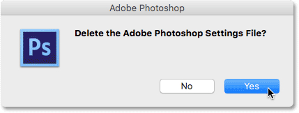 How to Reset Photoshop Preferences to Default