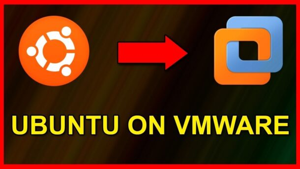 نصب اوبونتو روی vmware