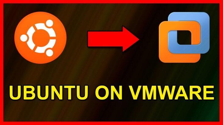 Install Ubuntu in VMware cover