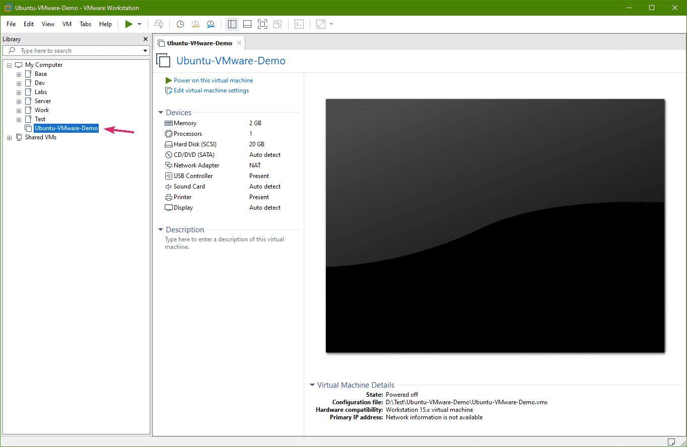 نصب اوبونتو در VMware نصب اوبونتو در VMware
