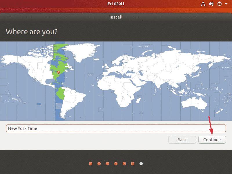 اوبونتو را روی ماشین مجازی نصب کنید