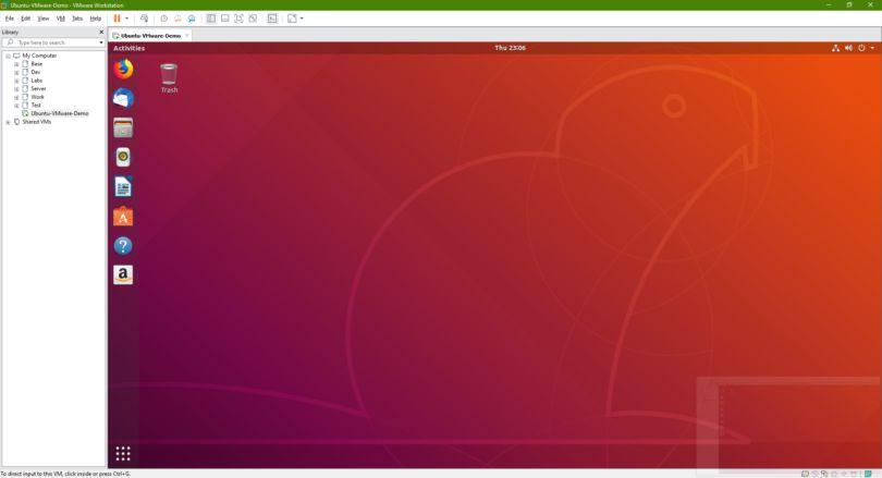 Open VM Tools را روی ماشین مجازی Ubuntu VMware نصب کنید
