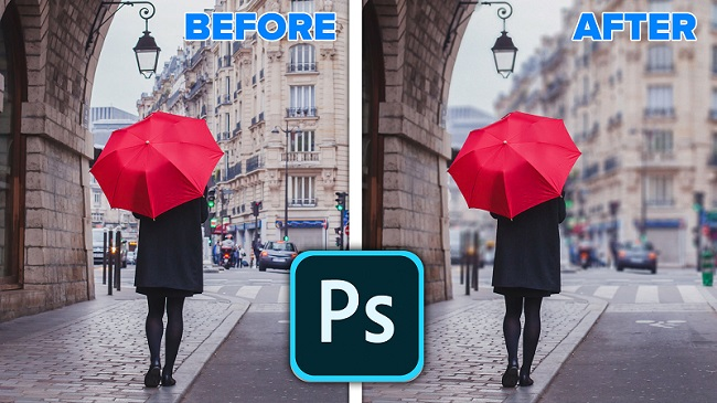 How to Blur a Picture in Photoshop cover