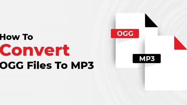 آموزش تبدیل فرمت ogg به mp3
