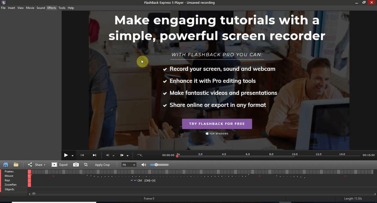 آموزش فیلمبرداری از نمایشگر ویندوز