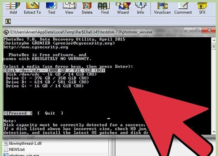 دو روش برای بازیابی تصاویر پاک شده از کارت حافظه (کارت SD)