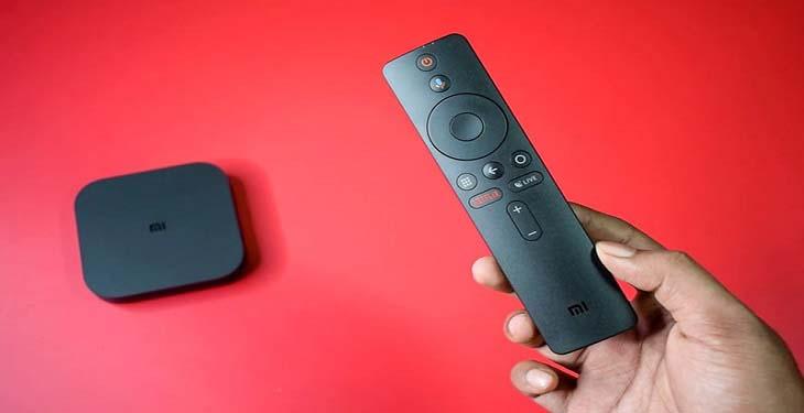 تلویزیون هوشمند با اندروید باکس