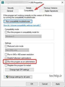 R6034 Runtime Error در ویندوز 11/10  دلایل و 9 روش برای حل بصری 4