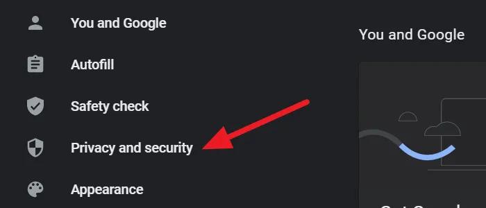 نحوه ورود به سیستم Google Chrome