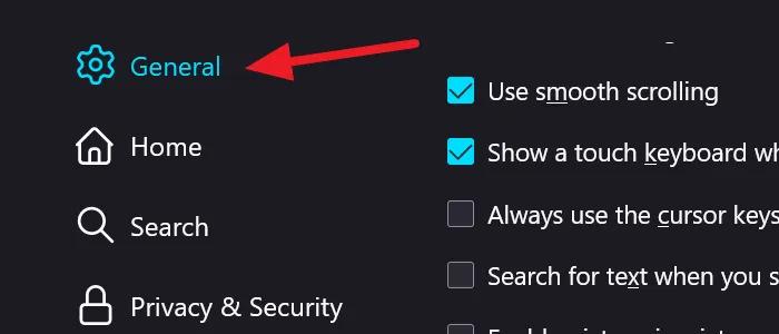 نحوه دسترسی به دامنه های شبکه بلاک چین در Mozilla Firefox