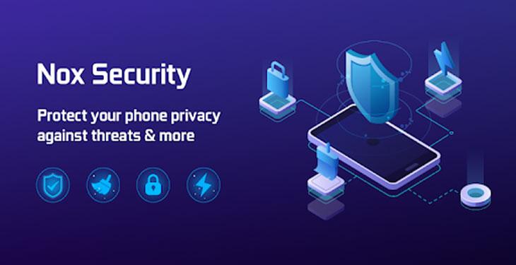 برنامه nox برای امنیت گوشی موبایل