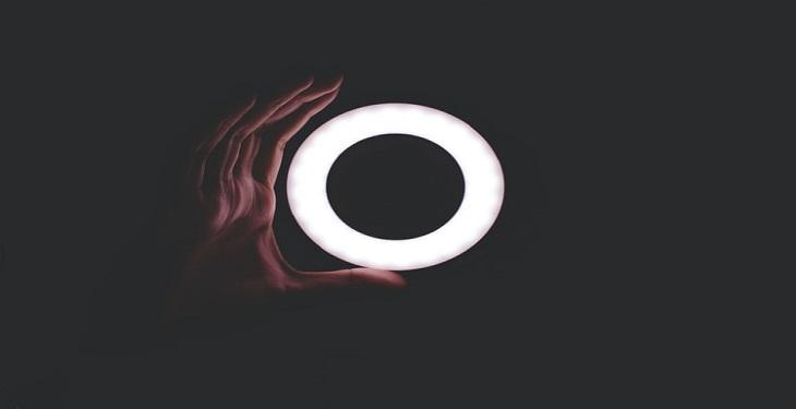 استفاده از نور حلقه در عکاسی