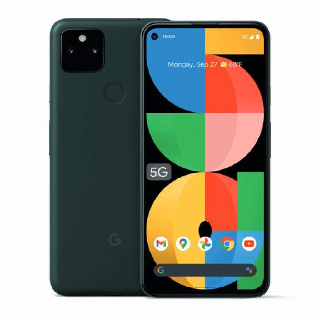 گوگل گوشی هوشمند Pixel 5a 5G را با قیمت 449 دلار معرفی کرد