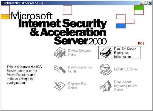 نرم افزار مدیریت ISA