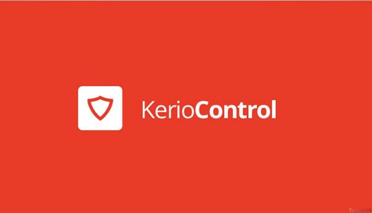 نرم افزار Kerio Control