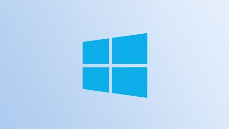 Windows 10 cover