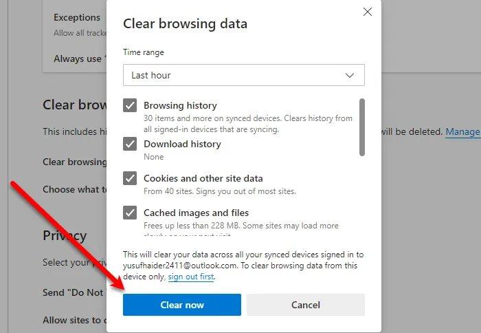 آموزش رفع مشکل کرش مایکروسافت اج هنگام اجرای فایل pdf