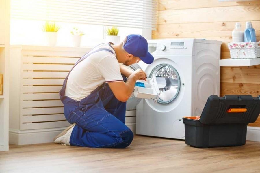 دلیل داشتن ماشین لباسشویی برق است
