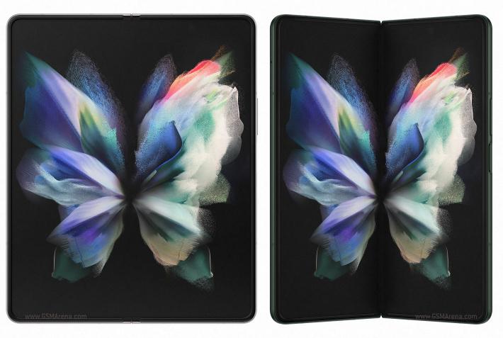 سامسونگ گلکسی Z Fold3 یک گوشی قدرتمند با دوربین زیر صفحه نمایش است