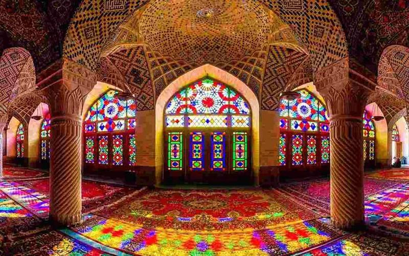 مسجد نصیرالملک ، شیراز