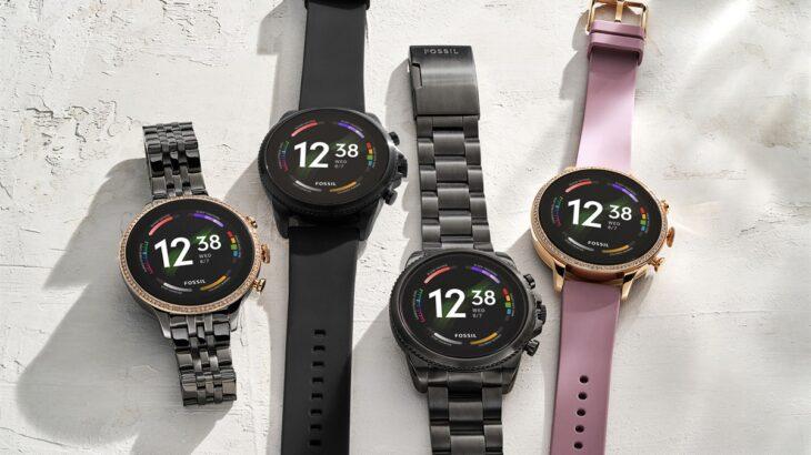 ساعت هوشمند فسیل Gen 6 با پردازنده اسنپدراگون 4100 پلاس معرفی شد