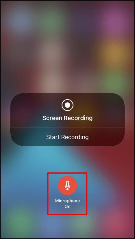 ضبط مکالمات در Clubhouse در iOS / iPhone