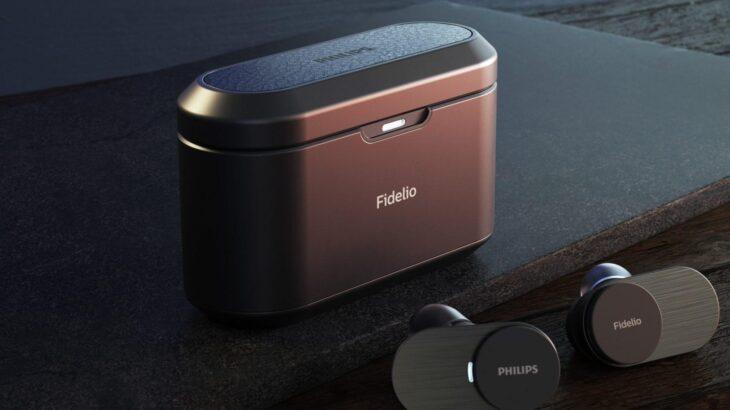 فیلیپس هدفون بی سیم Fidelio T1 را معرفی کرد