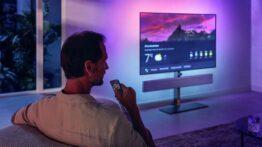 فیلیپس از تلویزیون های OLED جدید خود رونمایی کرد