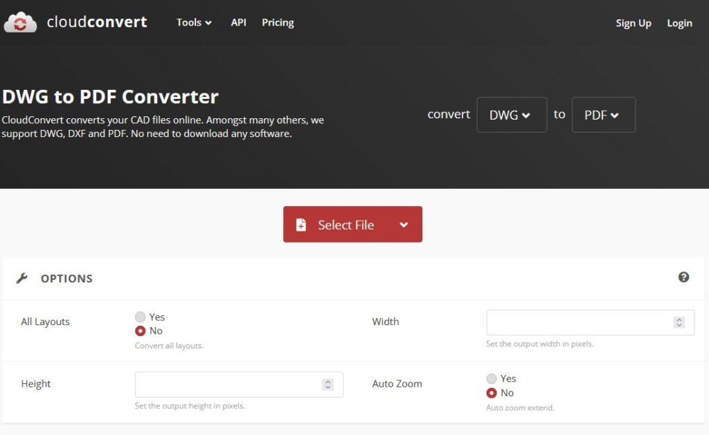 سایت cloudconvert