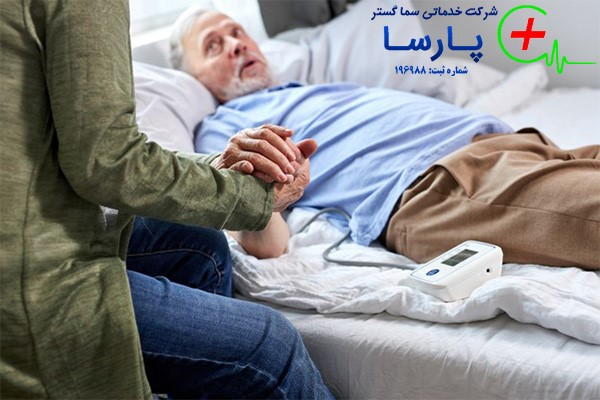 نکات مهم برای شیردهی به سالمندان در خانه