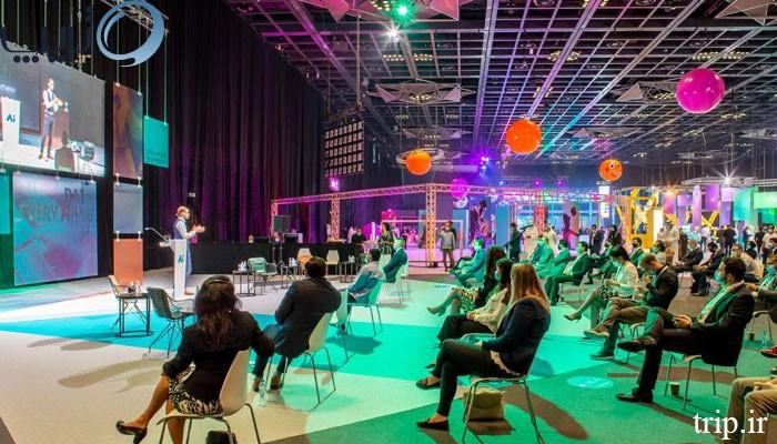 نمایشگاه فناوری دبی