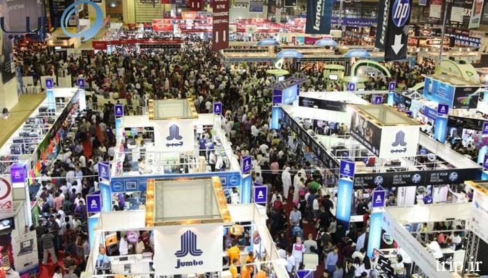 نمایشگاه هفته فناوری دبی