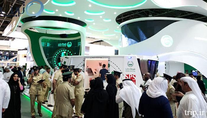 نمایشگاه های پیش رو در دبی