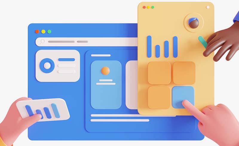 طراحی وب و رابط کاربری