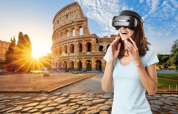 اپلیکیشن تورها و سفرها با تکنولوژی AR / VR