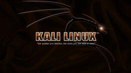 KaliLinux12