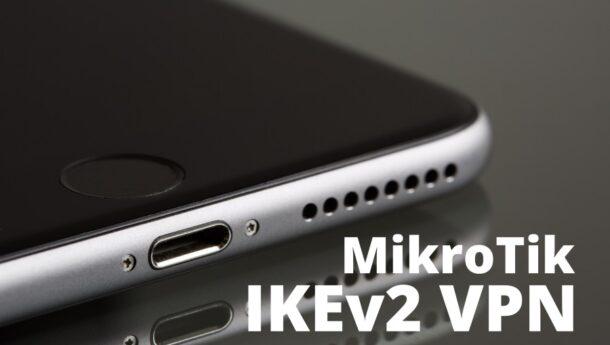 راه اندازی ikev2 در میکروتیک